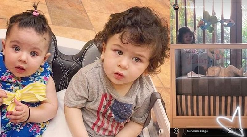 Forget Taimur and Inaaya, Misha and Zain Kapoor are the new cutest siblings of B-town