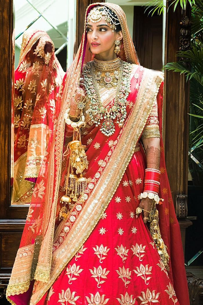 Deepika's Rs 9 Lakh Sabyasachi lehenga is the least expensive bridal outfit; these Bollywood actresses spent way more