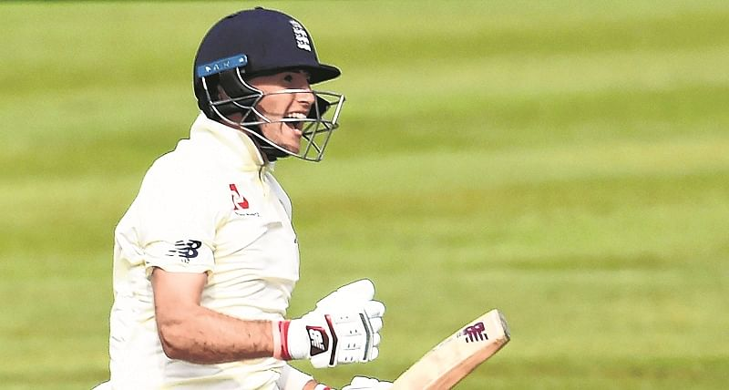 Joe Root century puts England on top as West Indies crumble on 35/4