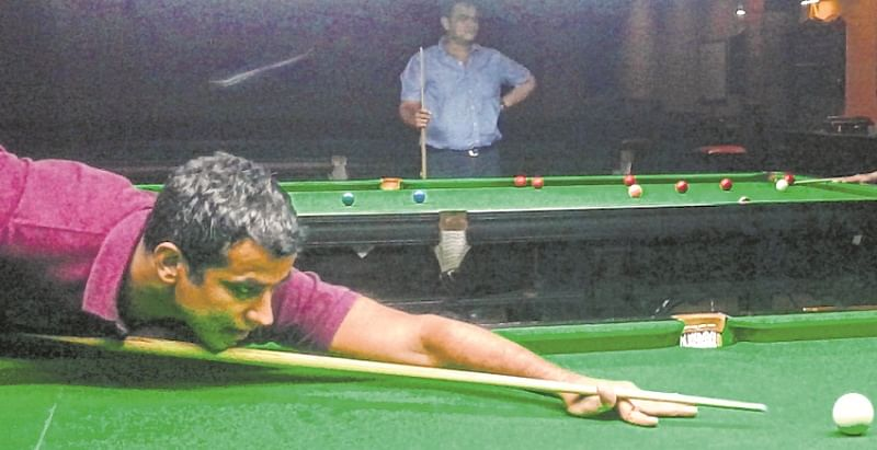 Snooker : Gangwani, Bijlani to clash for title