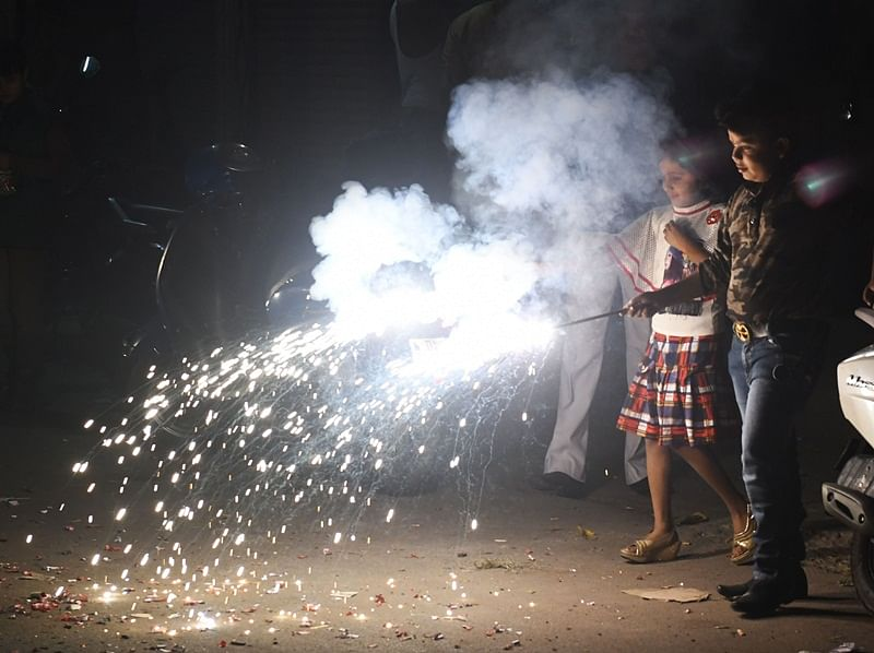 Mumbai: 40 cases of burn injuries reported due to firecrackers