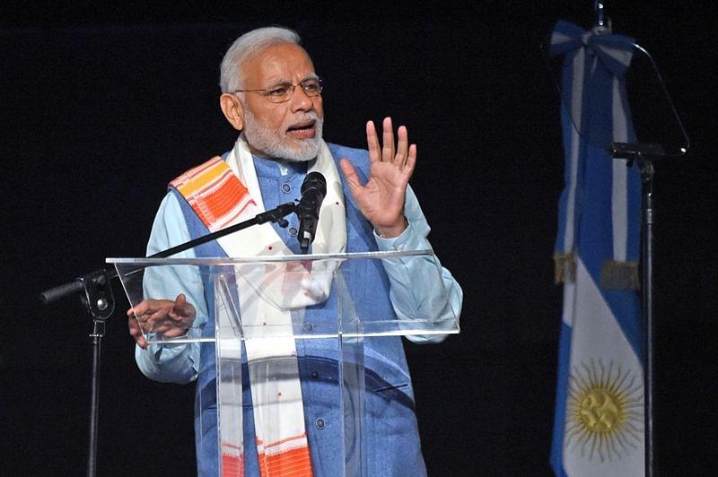 Who is feeding demon of corruption in Odisha: PM Narendra Modi
