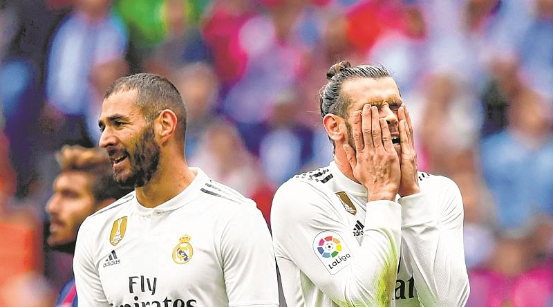 La Liga: Late strike saves Real from blushes