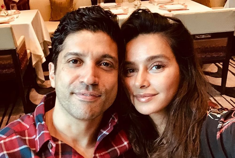 Netizens can't stop TROLLING Farhan and Shibani's recent picture for this reason!