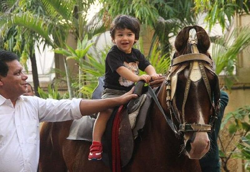 Single picture of Taimur Ali Khan costshigher than that of any Bollywood superstar; can you afford it?