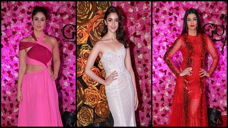 Lux Golden Rose Awards 2018: Alia Bhatt, Kareena Kapoor, Aishwarya Rai Bachchan and others dazzle on the red carpet; view pics