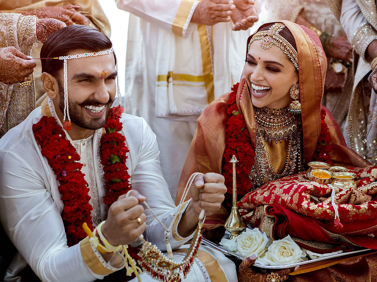 'This wedding was made of dreams' says Errikos Andreou, the renowned photographer of Deepika-Ranveer's wedding