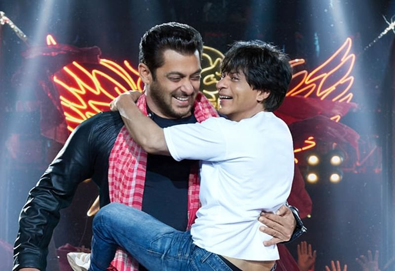 Here's when 'Zero' song 'Ishqbaazi' featuring Salman Khan and Shah Rukh Khan will be released