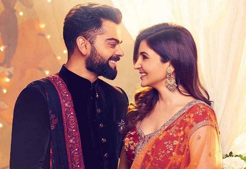 Virat Kohli makes me a happy girl: Anushka Sharma