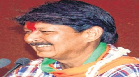 Indore: I'm poll incharge and not a ticket davedaar, says Ramesh Mendola