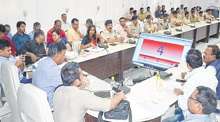 Ujjain: Collector explains nomination process political parties