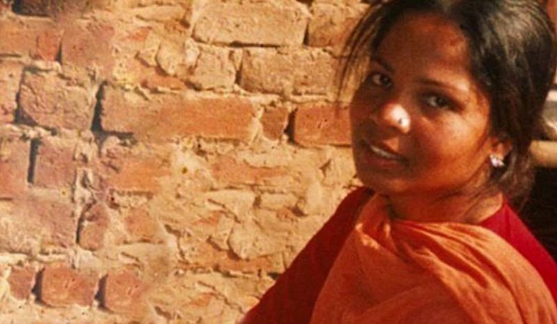 Asia Bibi still in Pakistan after release from prison: Pak Foreign Ministry