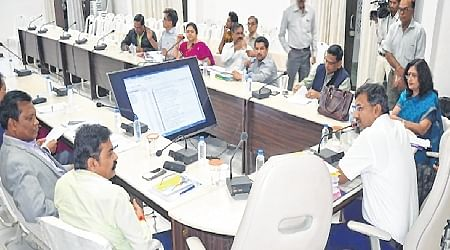 Ujjain: Second randomisation held in presence of observers