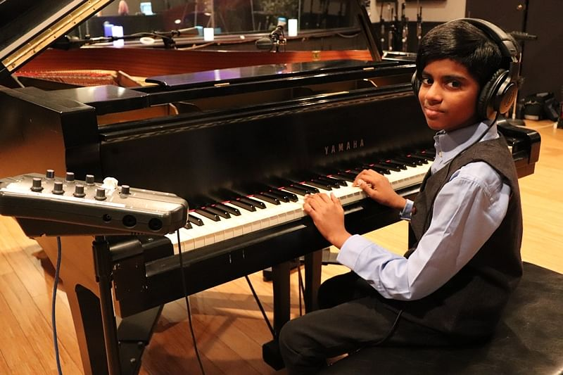 TEDxGateway 2018: Meet 13-year-old Lydian Nadhaswaram, the Piano Prodigy