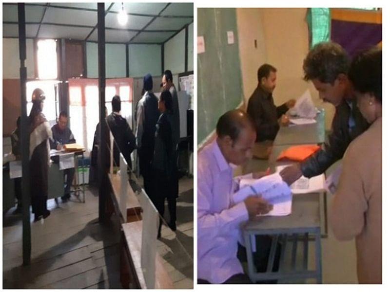 BJP, Congress appeal to Madhya Pradesh, Mizoram residents to cast votes