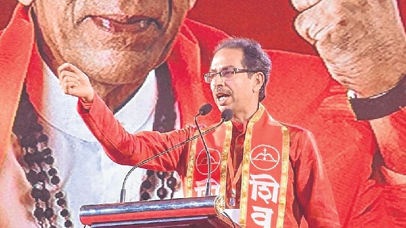 Shiv Sena chief Uddhhav Thackeray terms Rafale deal a big scam
