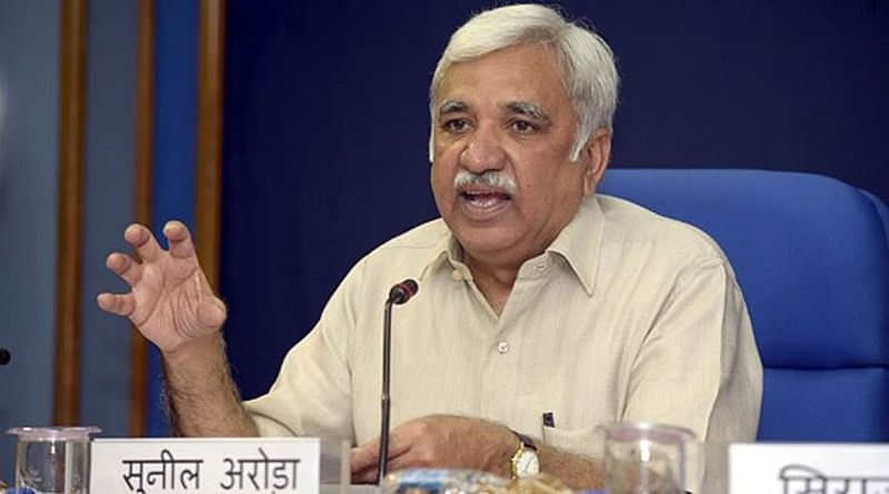 Sunil Arora appointed as new Chief Election Commissioner, to take charge from December 2