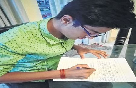 Bhopal: Children of 1500 schools write letters for voters' awareness