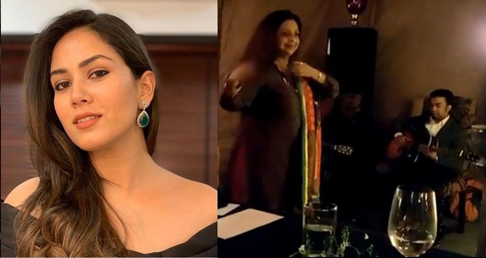 Mira Rajput shares adorable video of mom-in-law Neelima Azeem dancing on 'Piya Tose Naina Lage'