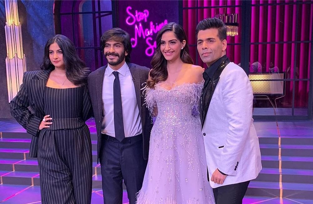 Kapoor siblings- Sonam, Rhea and Harshvardhan all set to spill the beans on 'Koffee with Karan'
