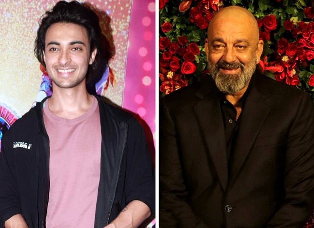 After Loveyatri's debacle, Aayush Sharma to star with Sanjay Dutt in a gangster film