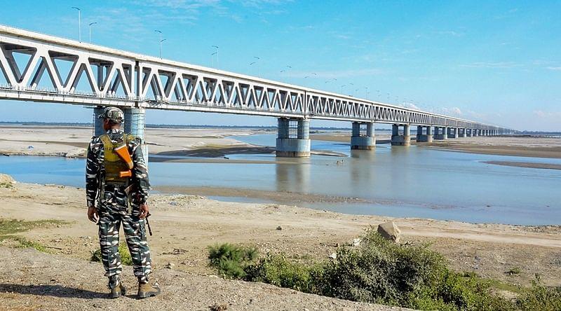 Supplied 75 pct of total rebars used in Bogibeel bridge: Tata Steel