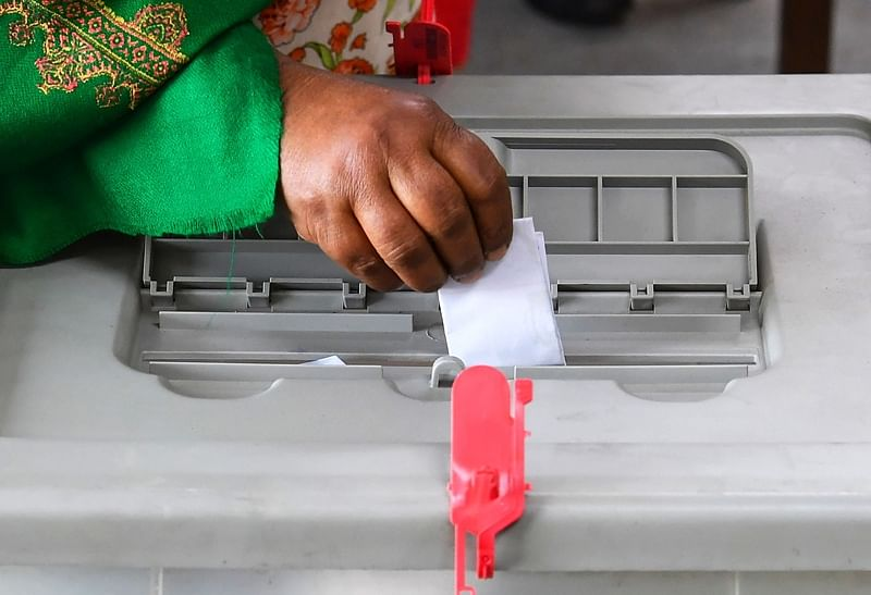 CEC rules out return to ballot papers