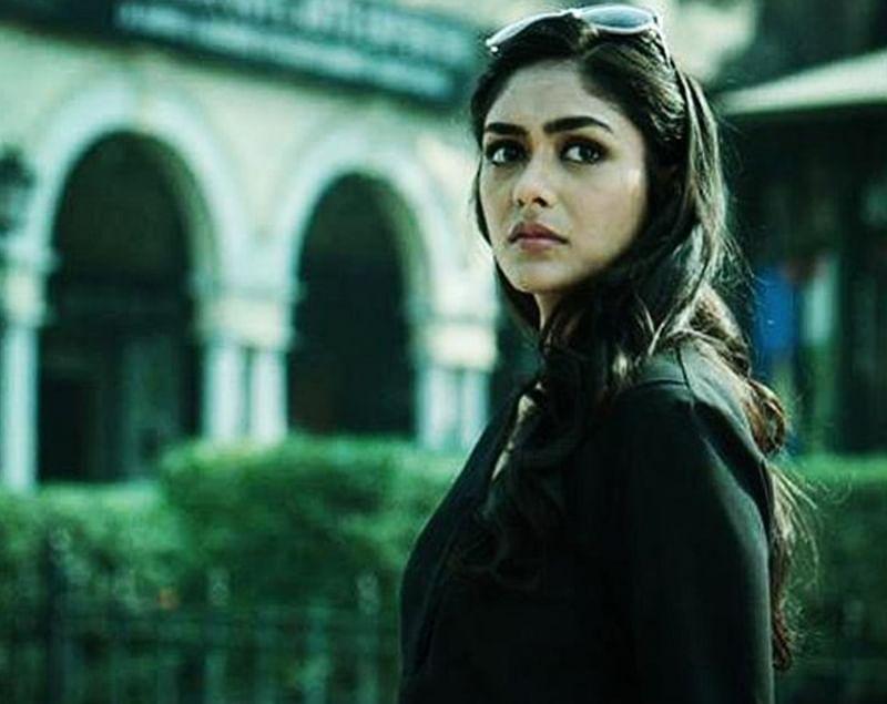 First Look: Mrunal Thakur look intense in John Abraham-starrer 'Batla House'