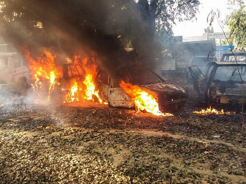 Bulandshahr violence: Armyman allegedly involved in firing, detained