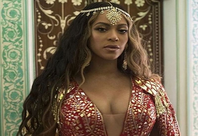 Diva meets Devi: Beyonce looks ethereal at Isha Ambani's pre-wedding bash in Udaipur