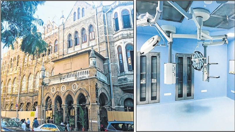 Mumbai's newly refurbished ENT hospital ready for use