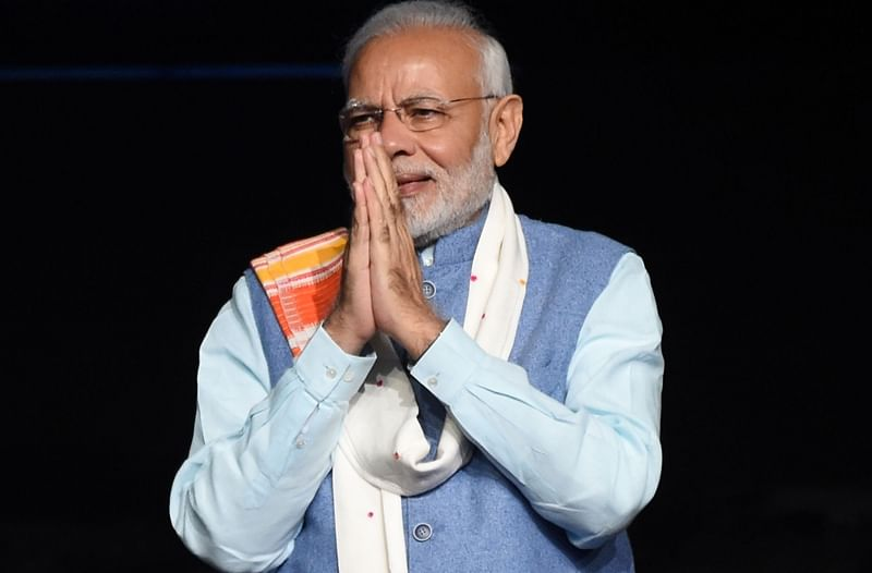 Government to auction gifts received by PM Modi to raise fund for cleaning river Ganga