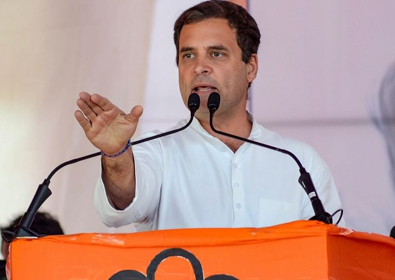 PM Modi facilitated loot, removed anti-corruption clause from Rafale deal: Rahul Gandhi
