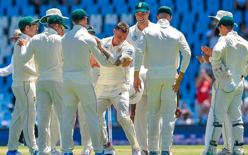 South Africa vs Pakistan 1st Test: Dale Steyn sets record as visitors struggle at tea on day 1