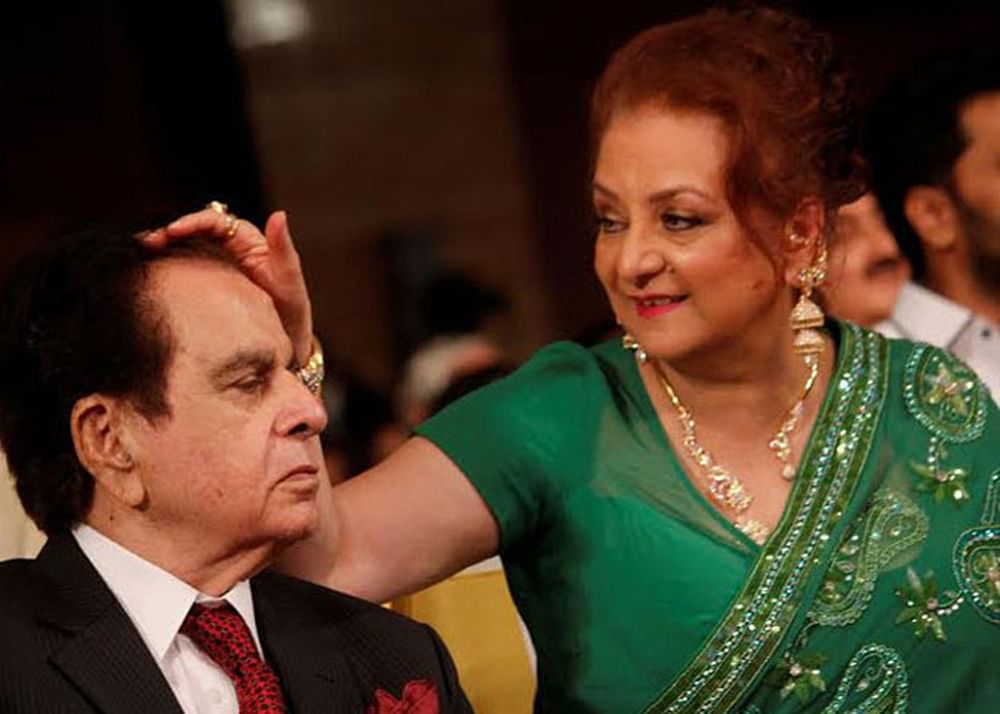 Saira Banu requests PM Modi to save Dilip Kumar's homefromland mafia,Samir Bhojwani