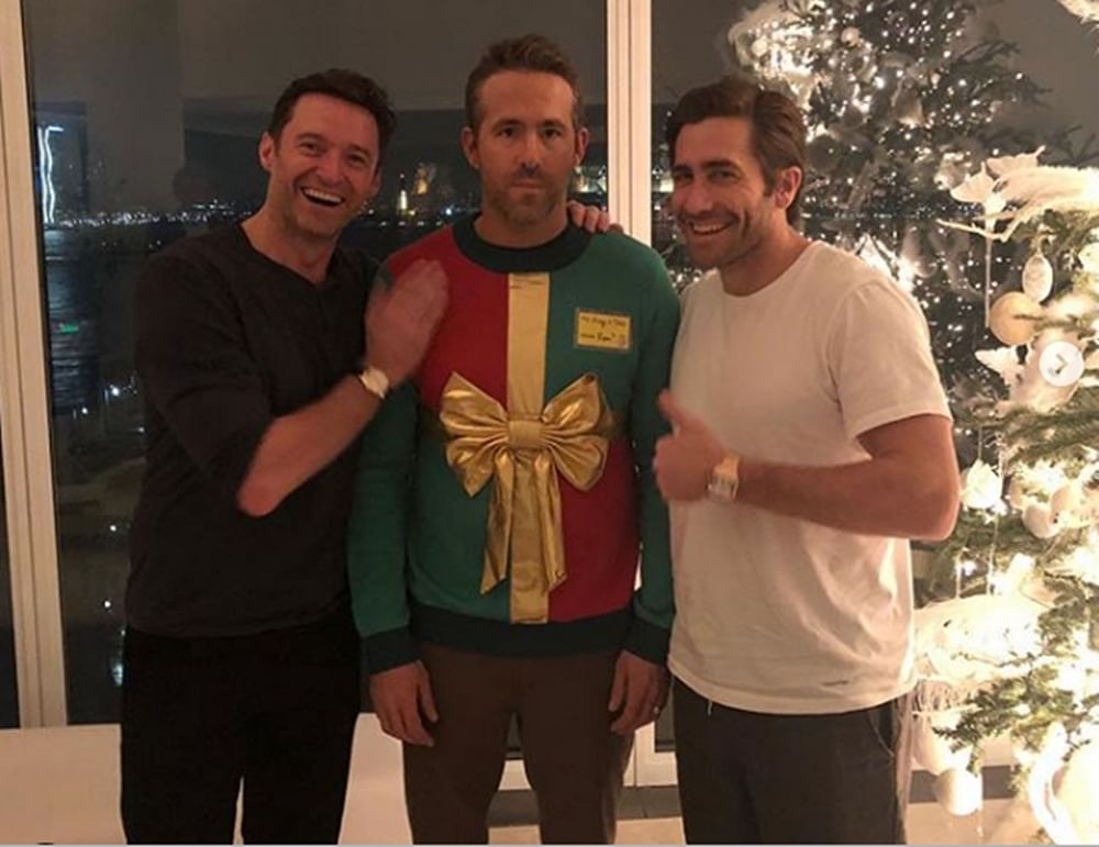 Hugh Jackman Christmas prank on Ryan Reynolds is the best thing you will watch on the Internet today