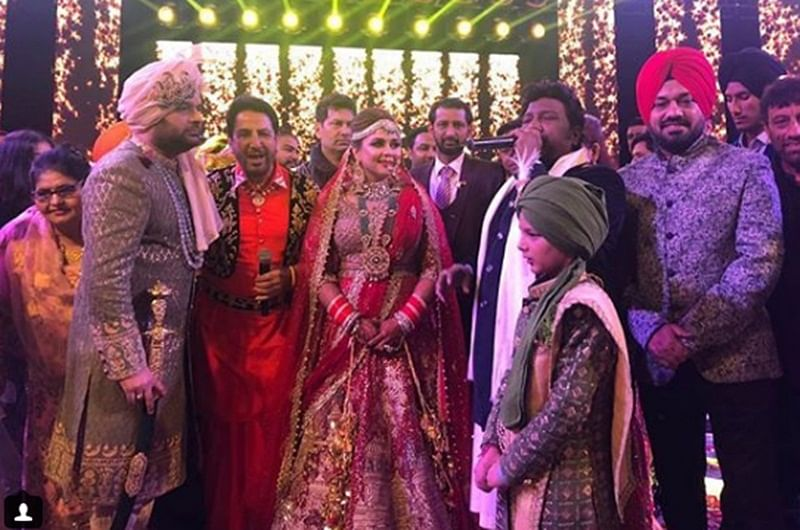 Kapil Sharma thought of running away from his wedding just before pheras; watch video