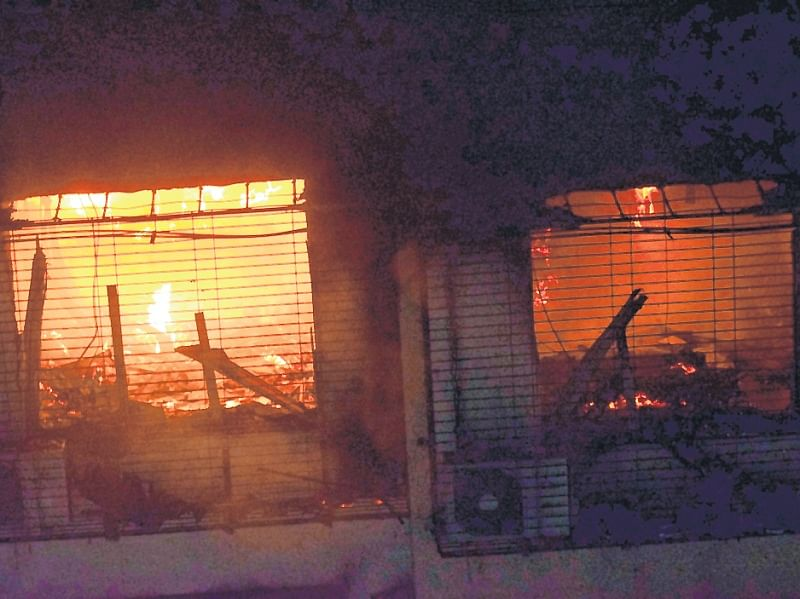 Mumbai: Massive fire in Chembur high-rise kills five