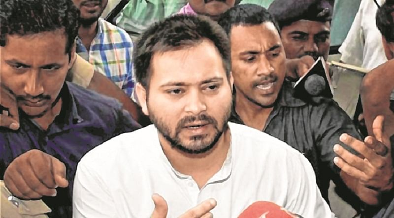 Nitish Kumar could become PM for not opposing 13-point roster: Tejashwi Yadav