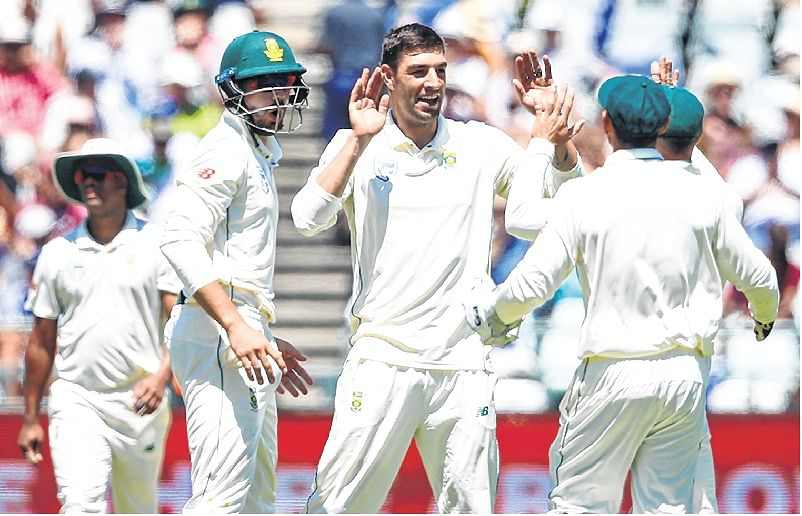 South Africa thrash Pakistan by nine wickets, clinch series