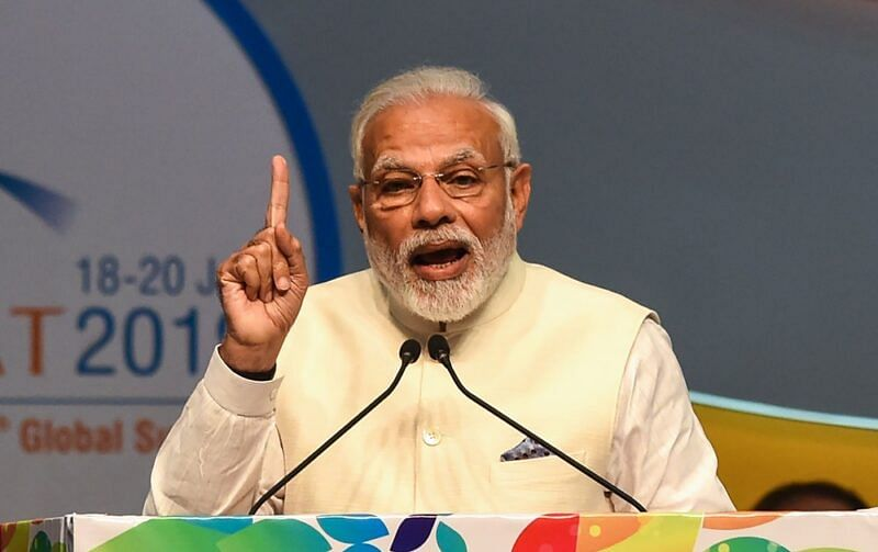 Be wary of attempt to create mistrust on 10 percent quota: PM Modi