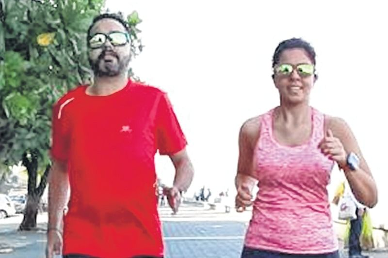 Mumbai Marathon: first time, kidney donor and recipient will run together