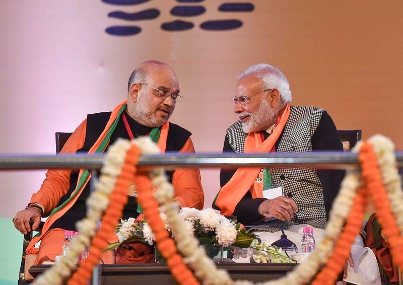 5 'developments' that prove BJP high command is pushing the Hindutva agenda really hard