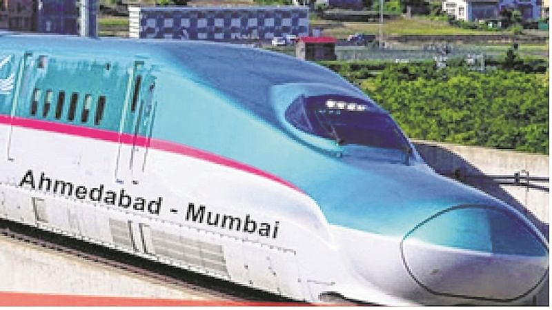 Bullet train: JICA representatives in villages that will be hit