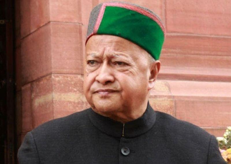 Ex-Himachal Pradesh CM Virbhadra Singh diagnosed with swine flu