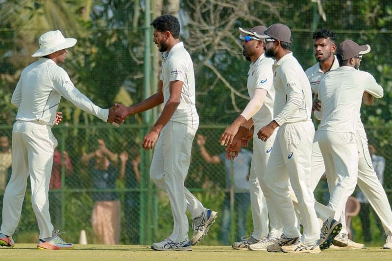 Ranji Trophy 2018-19: Kerala create history after entering semis for the first time