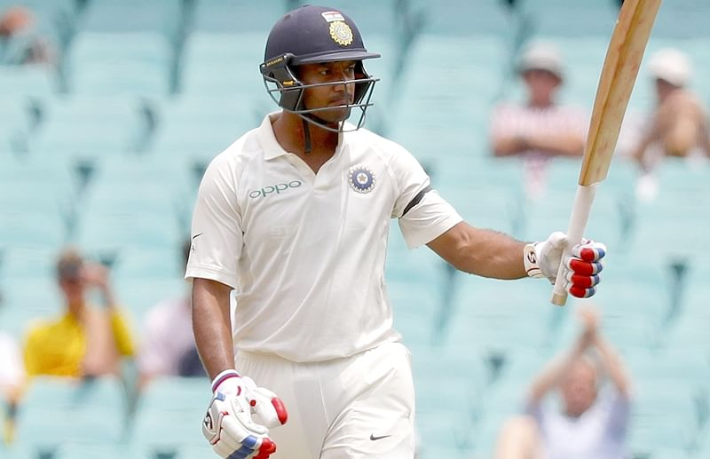 How is Mayank Agarwal going to unwind after scoring 243? Hint: It involves violence