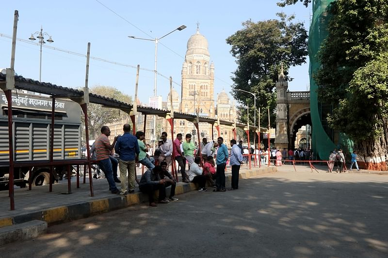BEST bus strike: Bombay High Court refuses to declare strike illegal