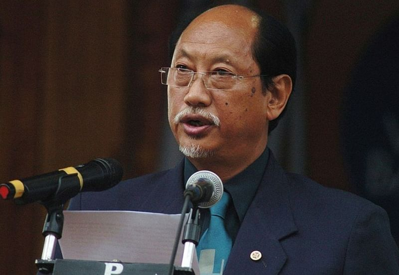 Citizenship Bill not applicable to Nagaland: CM Neiphiu Rio
