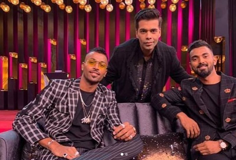 Not convinced with explanation, Vinod Rai recommends 2-ODI ban for Hardik Pandya and Rahul